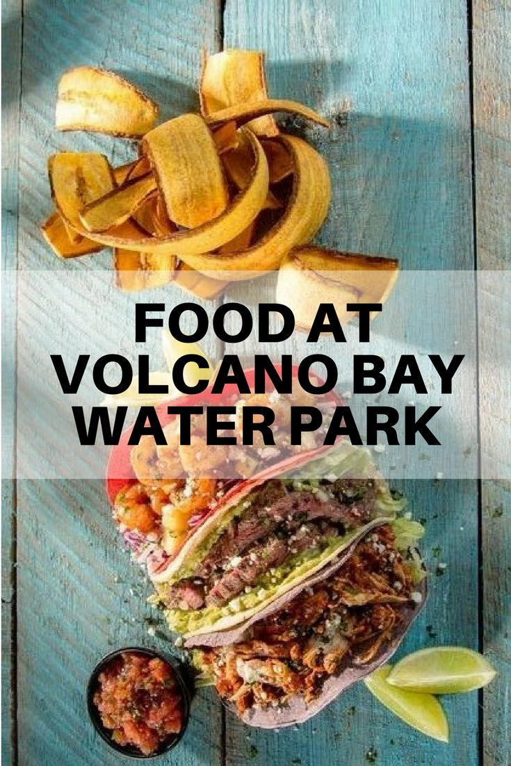 Image result for volcano bay pinterest