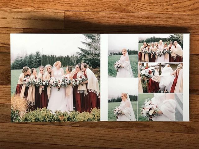 Want A Beautiful Wedding Album From Your Wedding Day But Don T Have The Energy For A Diy Wedding Album Let Me Help You I Create Custom Wedding Album