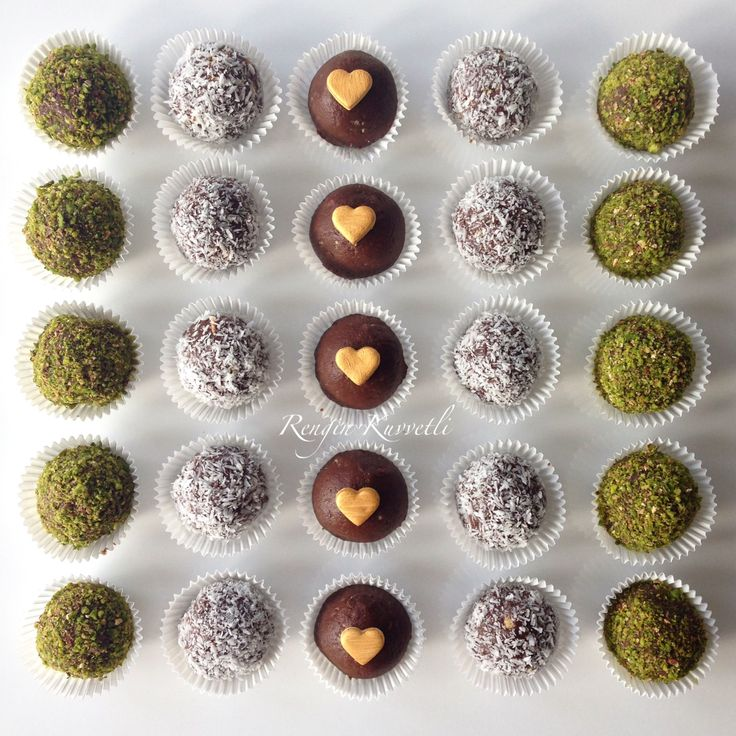 Çikotoplar / Chocoballs