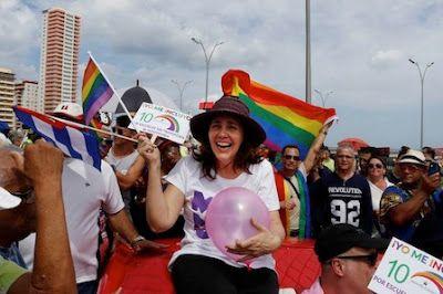 Las dos caras de Mariela Castro. La sobrina de Fidel Castro es vista por algunos como una disidente, gran defensora de homosexuales en Cuba, pero no lo es. Jacobo Machover | El País, 2017-06-12 http://internacional.elpais.com/internacional/2017/06/09/actualidad/1497021623_675654.html