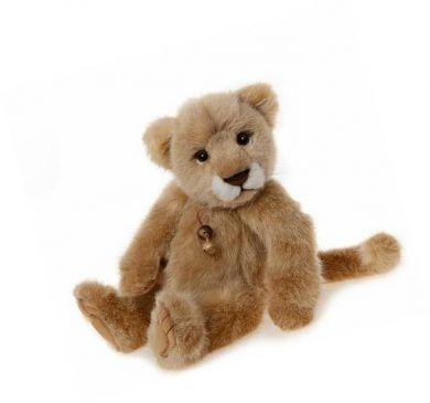 Savannah by Charlie Bears