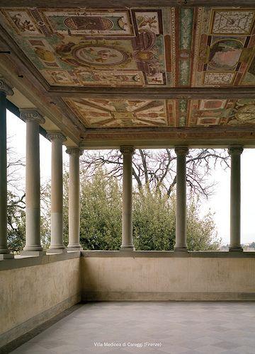Villa Medicea di Careggi (Firenze) #TuscanyAgriturismoGiratola:
