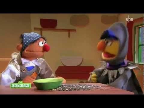 Aschenputtel mit Ernie und Bert - Sesamstraße - NDR - ARD - YouTube