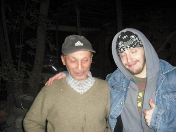 con Daniel Tobar, el ermitaño de la quebrada de macul