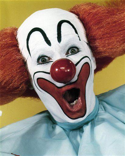 Bozo The Clown, Larry Harmon, Dies Aged 83. RIP Larry #bozotheclown
