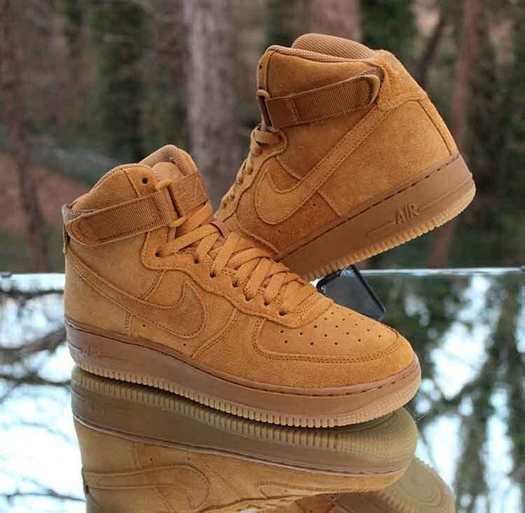 Nike WMNS Air Force 1 '07 Suede 749263 301