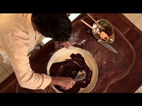 Brownie de chocolate com nozes: receita de Olivier Anquier