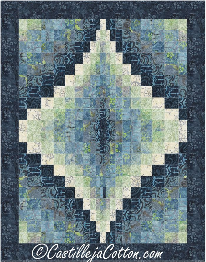 175 best Quilted Wall Hangings images on Pinterest : quilt pinterest - Adamdwight.com