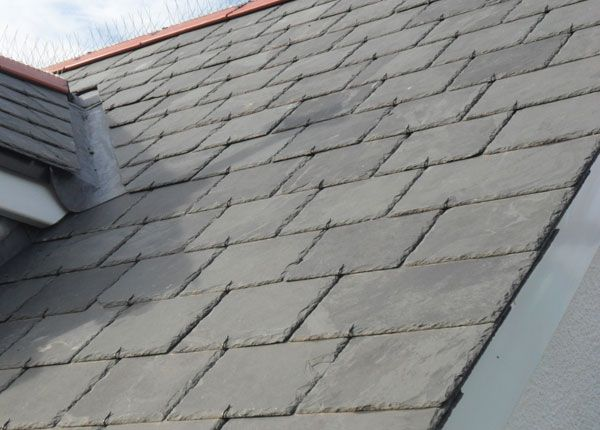 Image result for slate roof cornish