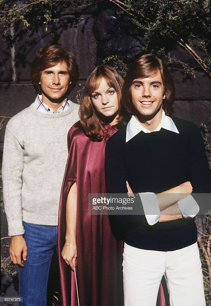 The Hardy Boys and Nancy Drew Meet Dracula' - 9/11 and 9/18/77, Frank (Parker Stevenson, left) and Joe (Shaun Cassidy) went to Transylvania to find their father, who disappeared while investigating a series of European art thefts. They encounter Nancy (Pamela Sue Martin) and joined forces on the case.,