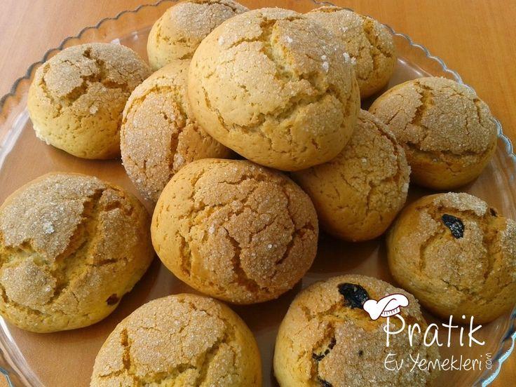 yogurtlu anne kurabiyesi