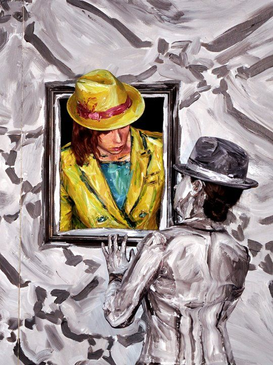 Alexa Meade Traps You Inside a Painting - My Modern Metropolis