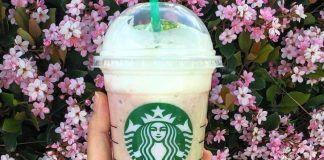 Cherry Blossom Frappuccino   Starbucks Secret Menu