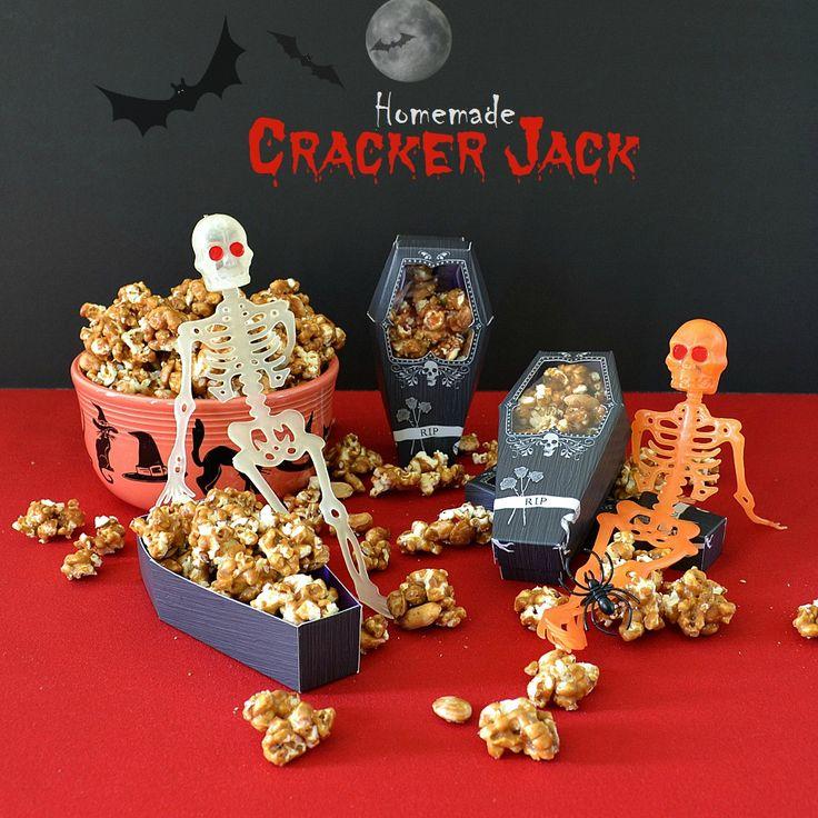 Homemade cracker jack   Recipe   Homemade, The o'jays and Originals
