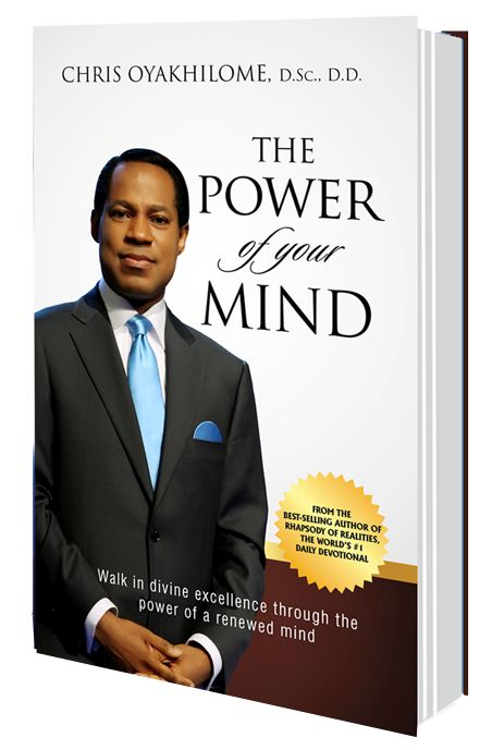 The power of the mind by pastor chris pdf