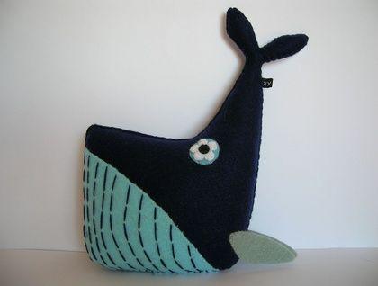 Mobi Dick - the Whale