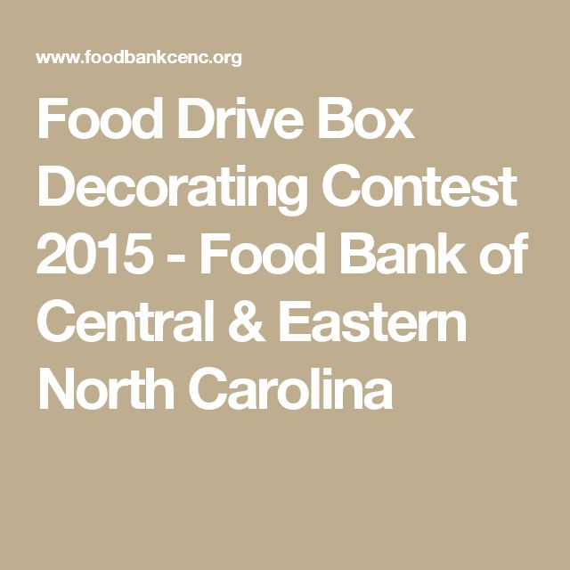 Best 25 Food bank ideas on Pinterest Clever advertising