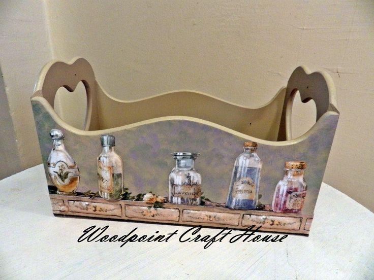 Wood painting, Hand made, Decoupage, Ahşap boyama, El yapımı, Dekopaj