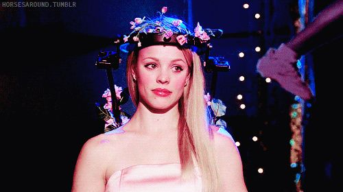 Just don't act like Regina George at the ball.