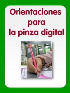 ORIENTACIONES PARA LA PINZA DIGITAL