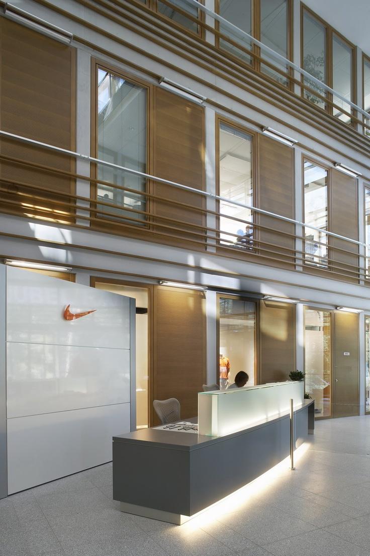 TSK Client: Nike, Frankfurt