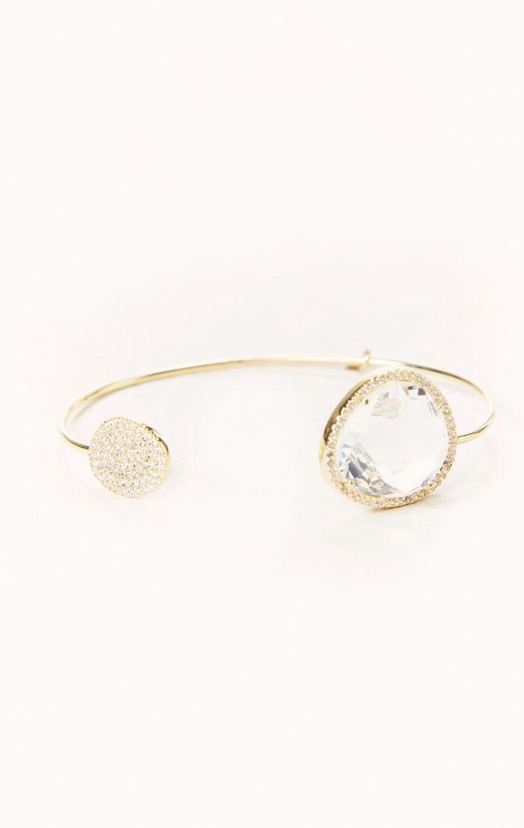 Tai Jewelry Sparkly triple-stone earrings nDV8E6EQ