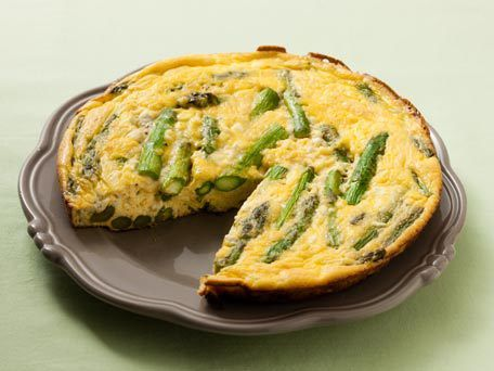 Asparagus Frittata | Provided by: Ruth Cousineau | Kitchen Daily ...