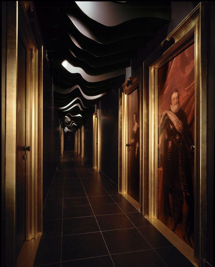 UNA Hotel Vittoria, #Firenze #Tuscany  #design by Fabio Novembre