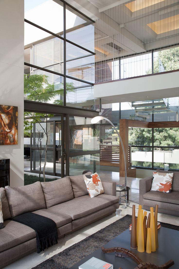 house interior glass design. Modern Glass House Designed Around Three Massive Trees Nico U0026 Werner Van Der Meulen Interior Design