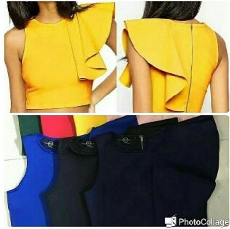 JulpShop Fashion Pakaian Wanita 07  Ukuran : M & L