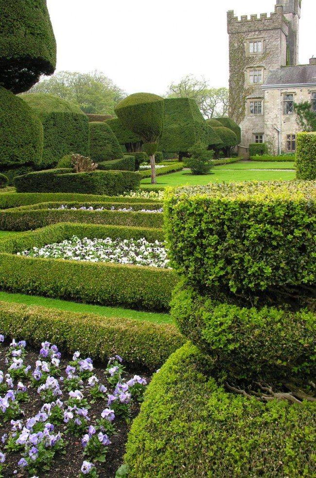 Piękne kwiaty, ogrody, wnętrza