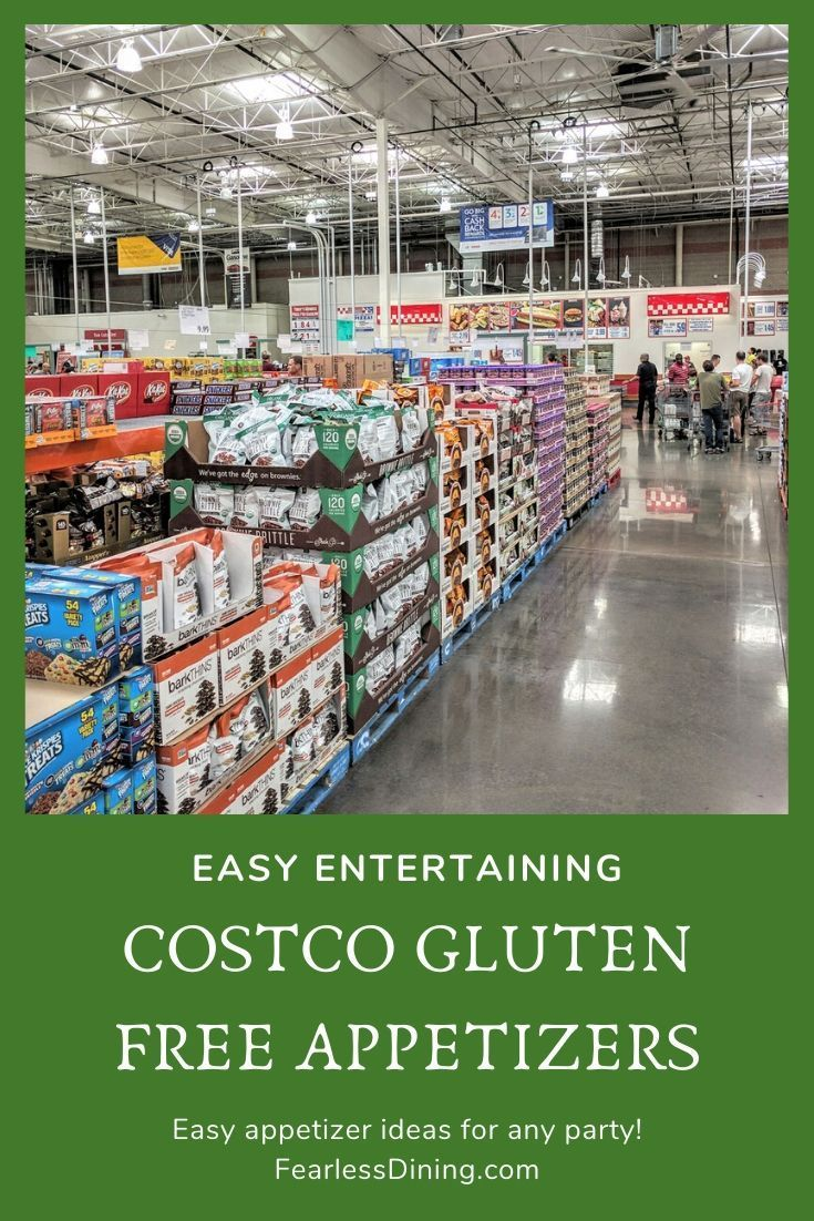 Costco Has So Many Great Gluten Free Appetizer Options Easy For