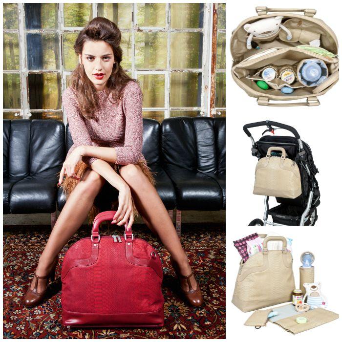 Trendy Baby Bag by #lassig @lassig