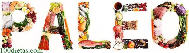 Dieta paleolítica, un plan para adelgazar saludable - http://100dietas.com/paleolitica/ La dieta paleolítica, un plan para adelgazar saludable en el que es posible comer todo tipo de verduras, frutas, carnes, pescados, mariscos, frutos secos, semillas y grasas saludables, excluyendo harinas, legumbres, lácteos y también productos procesados y refinados. Para muchos nutricionistas qu...