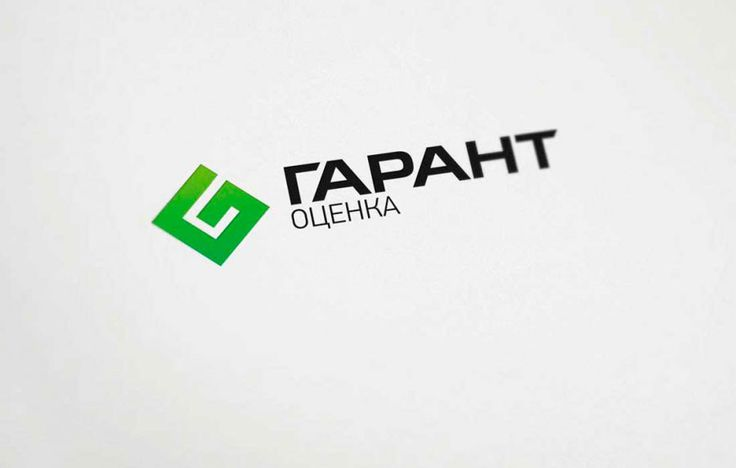 Логотип Гарант Оценка
