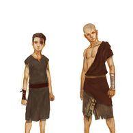Deimos es el hermano menor de Kratos. Fue secuestrado por Ares durante su infancia para evitar...