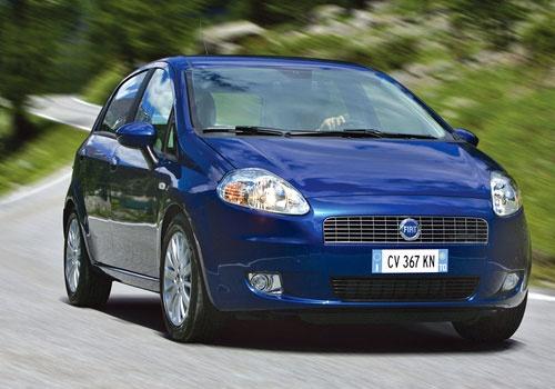 Fiat Grande Punto 2011