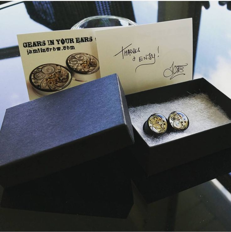 Pair of 14mm plugs arrived safely with their new owner!