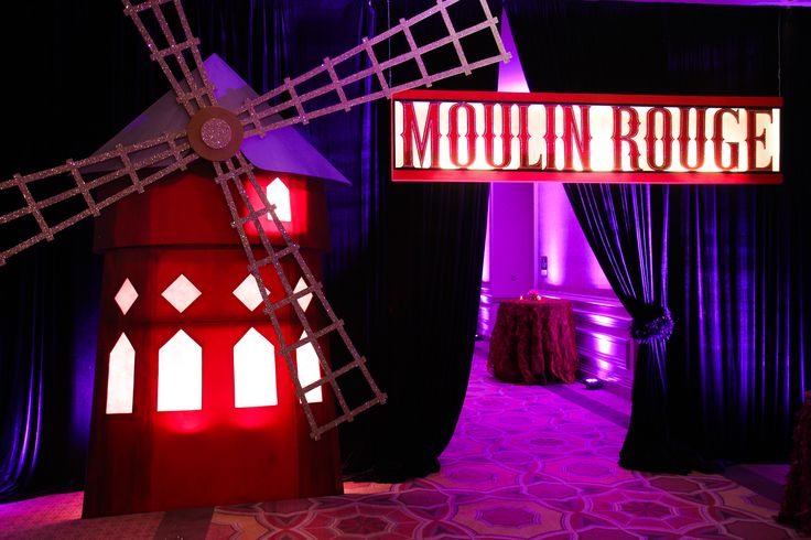 moulan rouge theme parties | Moulin Rouge Theme parties | D. Channing Muller
