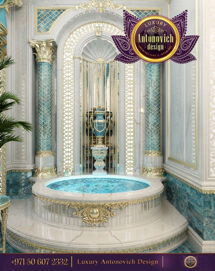 The most relaxing atmosphere created only for you...☝️ #antonovichdesign, #interiordesign, #design, #homestyle, #housedesign, #interior, #bathroom, #abudhabi, #dubai, #dubaistyle, #dubailife, #room, #designyourhome
