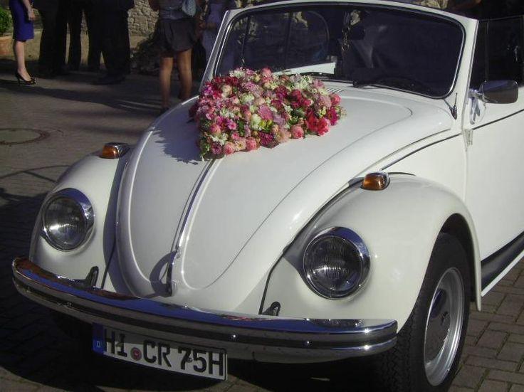 VW Käfer Cabrio zu vermieten, für Hochzeiten und alles andere
