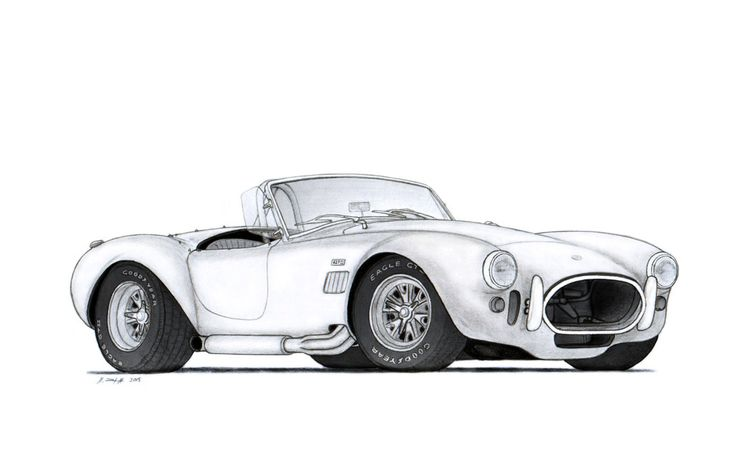 Done with HB, 3H, 6H, 4H pencils and little work in photoshop. Engine: Chevy 572ci Transmission: Modified 700-R4 Auto Wheels: Wheelsmith Steel Wheels