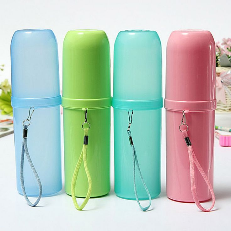 Protable Outdoor Travel Toothbrush Storage Box Holder Tooth Mug Toothpaste Towel Cup Organizer Bath For Camping Travel Holidays