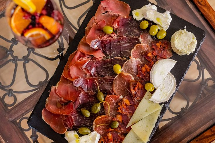 Spanyol éttermek