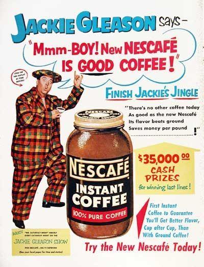 NESCAFE1953so Funny Initiative Advertisement