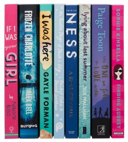 Zoella Book Club Autumn 2016 8 Book Bundle | WHSmith