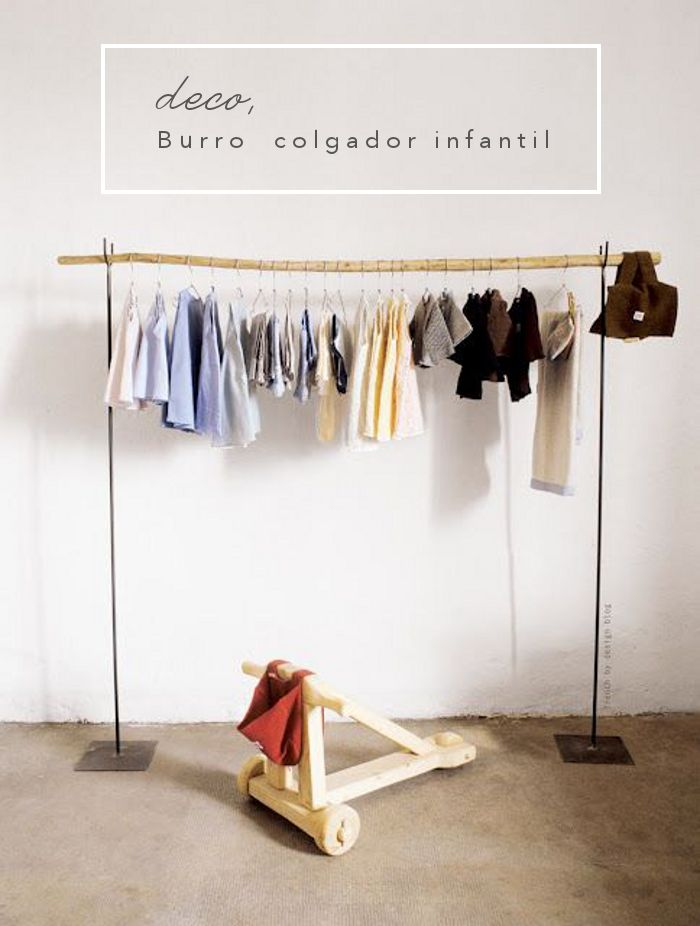 Burro Colgador para Niños - Zirimola Blog :: Zirimola Blog de moda infantil, decoración y tesoros |