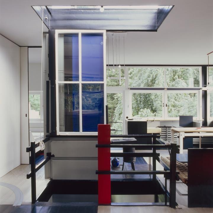 Casa Rietveld-Schröder / Gerrit Rietveld