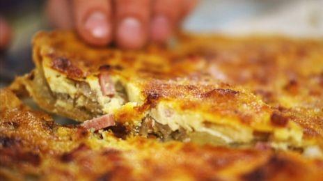 Quiche met witloof, ham en kaas, Jeroen Meus: ook voor witloof non-believers als mezelve een aanrader!