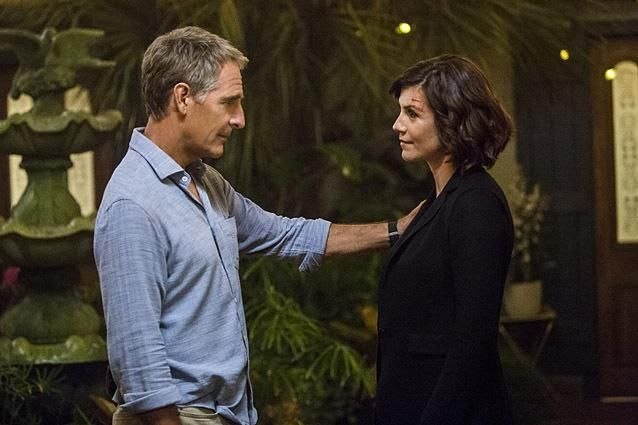 'NCIS: New Orleans': Zoe McLellan (Special Agent Brody ...